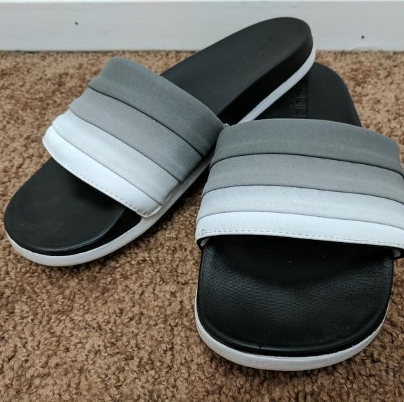 42ddadee67f4 adidas Shoes - Adidas ombre slides